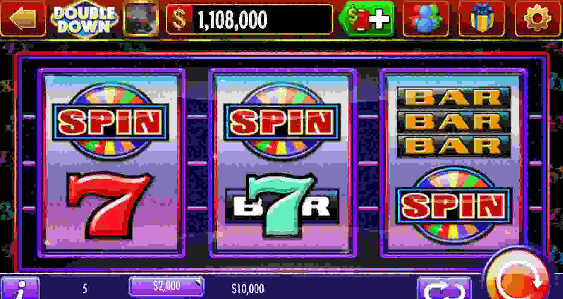 doubledown casino free slots on facebook