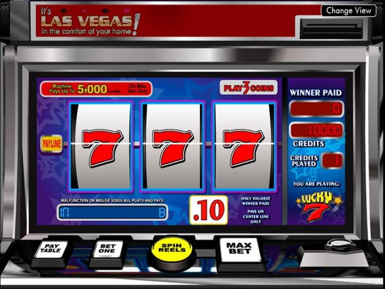 deer run casino calgary Slot Machine