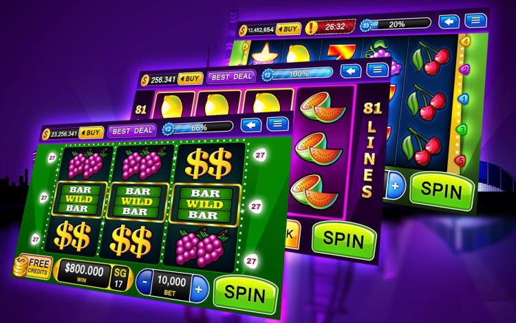 Free Casino Slot Games For Fun Try Your Luck And You Will Hit